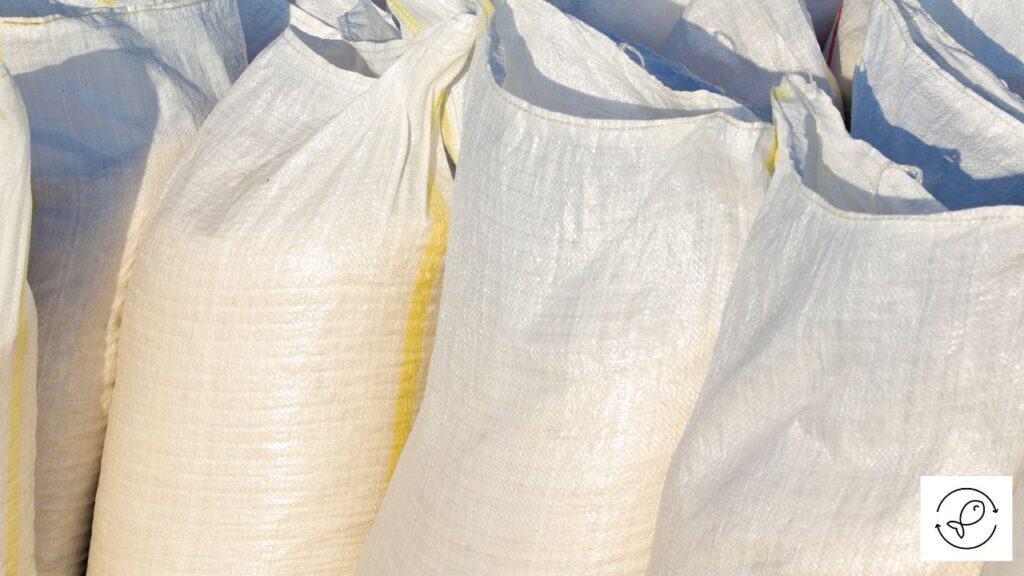 Image of aquarium salt bags